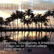 Dreaming and Awakening Retreat with the Lucidity Institute