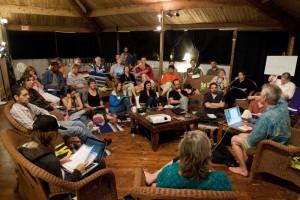 Dreaming and Awakening Retreat Hawaii 2010