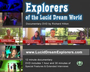 Explorers of the Lucid Dream World Flyer