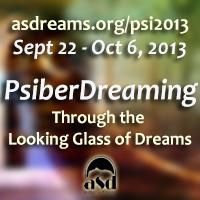 PsiberDreaming 2013
