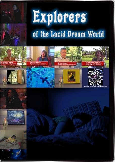 Explorer of the Lucid Dream World DVD