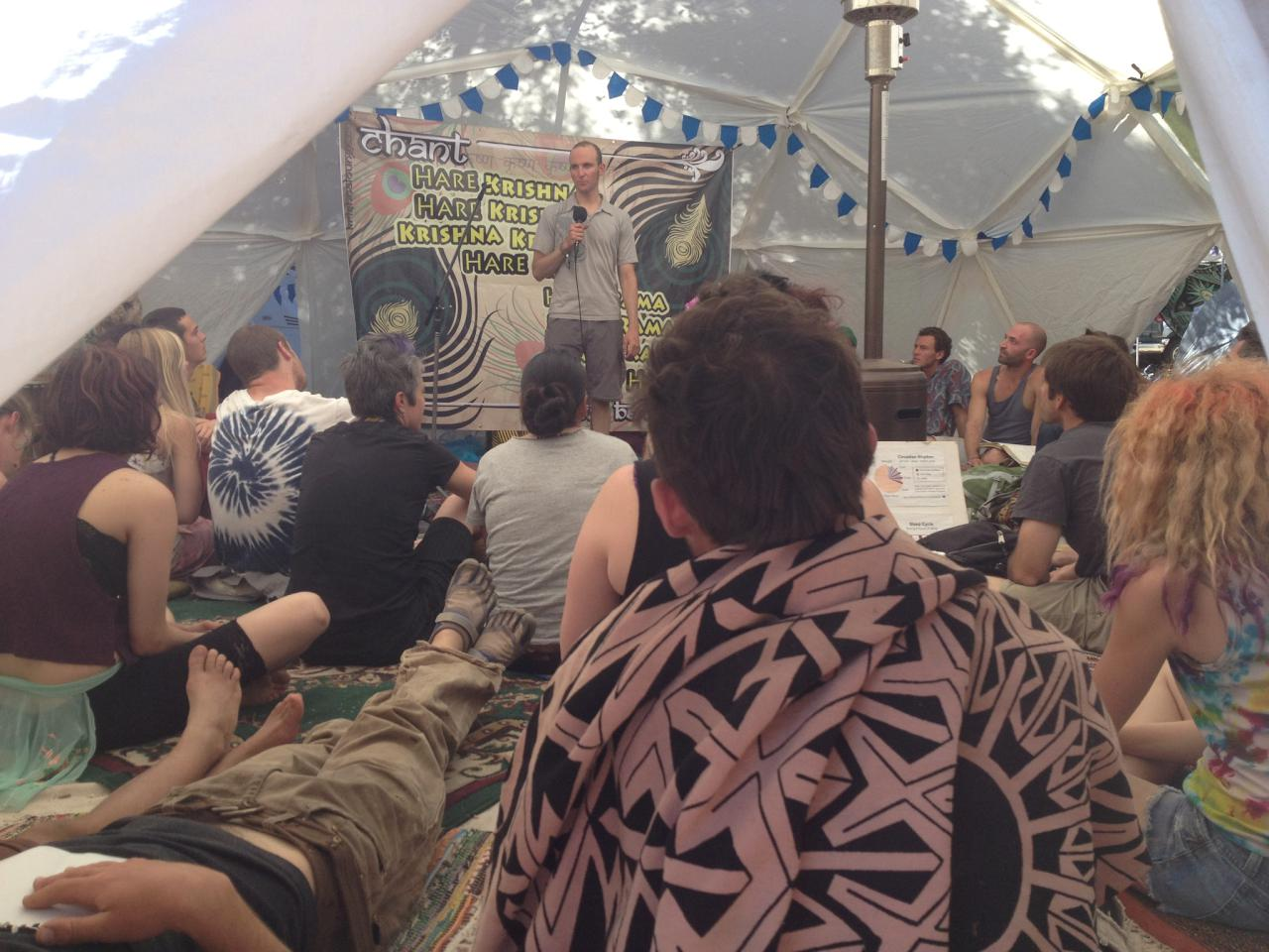 lucidity festival 2013 Lucid Dream Workshop